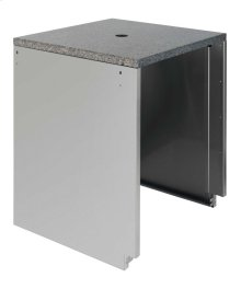 Liberty Wrapper: Outdoor Refrig, Drawer, Keg Tap