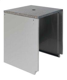 Liberty Wrapper: Outdoor Refrig, Drawer, Keg Tap