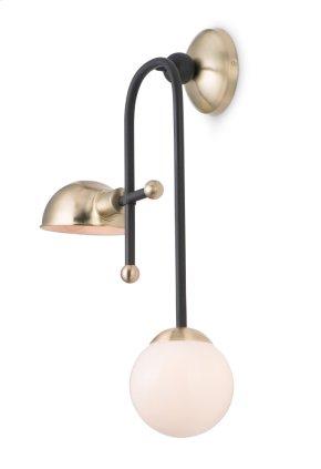 Mingle LED 2-Light Wall Sconce