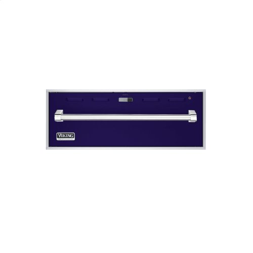 "Cobalt Blue 27"" Professional Warming Drawer - VEWD (27"" wide)"