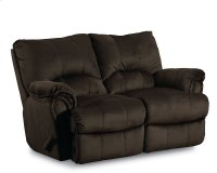 Alpine Double-Rocking Reclining Loveseat Product Image