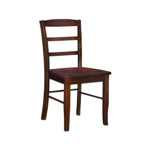 JOHN THOMAS FURNITUREMadrid Chair in Espresso