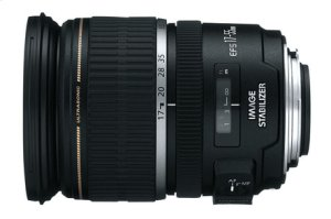 Canon EF-S 17-55mm f/2.8 IS USM Standard Zoom Lens