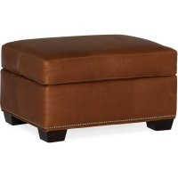 Bradington Young Young Stationary Ottoman 675-OT Product Image