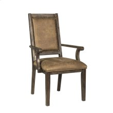 Upholstered Arm Chair (RTA)
