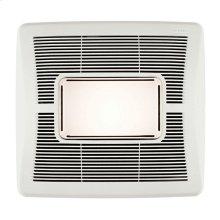 InVent Series Single-Speed Bathroom Exhaust Fan Light 80 CFM, 0.8 Sones
