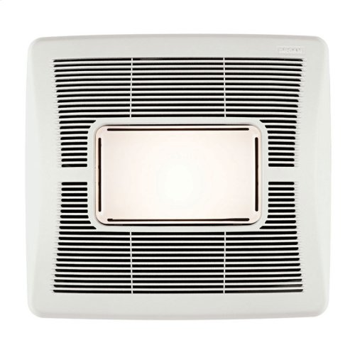 InVent Series Single-Speed Bathroom Exhaust Fan Light 80 CFM, 0.8 Sones
