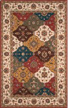 Persian Garden Pg-11 Multi - 2.0 x 3.0 Product Image