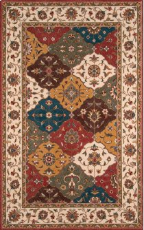 Persian Garden Pg-11 Multi - 2.6 x 8.0 Runner Product Image