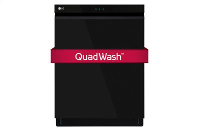Top Control Dishwasher with QuadWash and EasyRack Plus Product Image