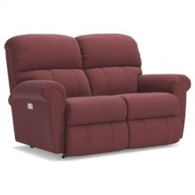 Briggs PowerRecline La-Z-Time® Full Reclining Loveseat w/ Power Headrest
