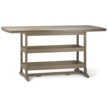 """42""""x84"""" Bar Table"""