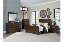 California King Sleigh Bed