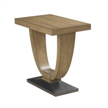 Evoke Chairside Table