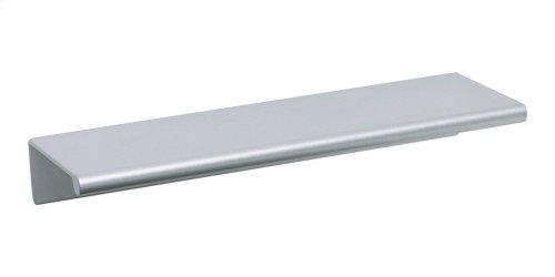 Tab Edge Pull 4 5/16 Inch (c-c) - Matte Chrome