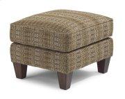 Stafford Fabric Ottoman Product Image
