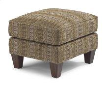 Stafford Fabric Ottoman