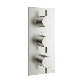 MPRO 2000 Thermo Valve Trim (2 Outlets) - Stainless
