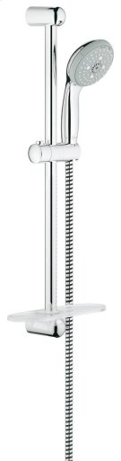 New Tempesta 100 Shower Rail Set 4 Sprays Product Image