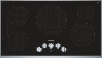 36 inch Masterpiece(R) Series Electric Cooktop CEM366TB