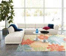 Home & Garden Rs022 Iv Rectangle Rug 7'9'' X 10'10''