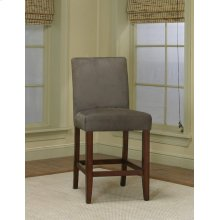 "Sunset Trading 24"" Parkwood Parson Stool in Sage"