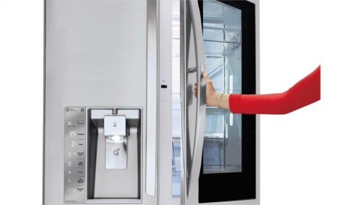 23 cu. ft. Smart wi-fi Enabled InstaView Door-in-Door® Refrigerator