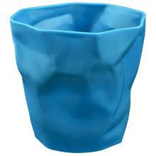 Lava Pencil Holder in Blue