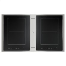 "Euro-Style 36"" Induction Downdraft Cooktop"