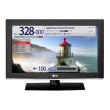 "HealthView Series 32"" class (31.5"" measured diagonally) LCD Widescreen HDTV"