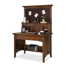 Desk, Hutch, and Bench
