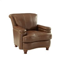 2493 Hutton Chair T27 Brown Product Image