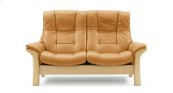 Stressless Buckingham Highback Large Loveseat