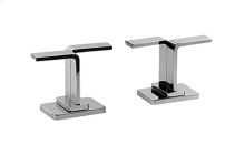 Immersion Tub Handle Set - Deck-Mounted