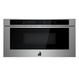"JennAirRISE 24"" Under Counter Microwave Oven with Drawer Design"