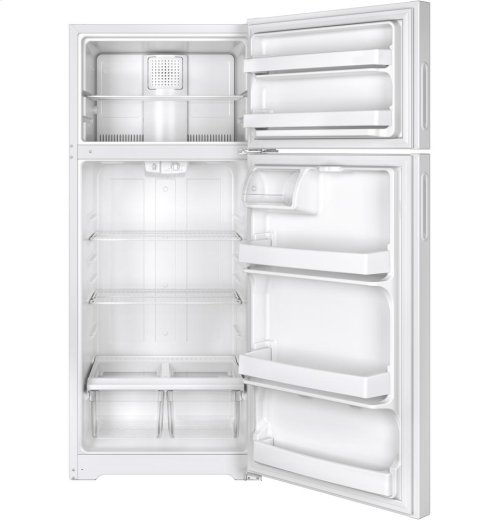 FACTRORY BLEMISH UNIT - Hotpoint® 17.6 Cu. Ft. Top-Freezer Refrigerator