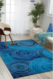 Palisades Ki402 Den Rectangle Rug 8' X 10'6''