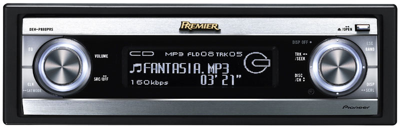 Superb Sound Control and Clarity just got Better with our New CD Receiver