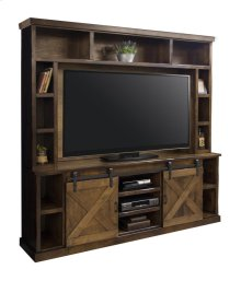 "Farmhouse 85"" Hutch AWY"