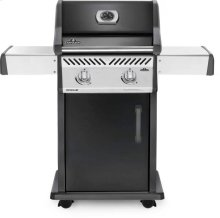 Rogue® 365 Propane Gas Grill, Black