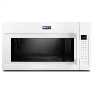 MaytagMaytag® Over-The-Range Microwave With Convection Mode - 1.9 Cu. Ft. - White