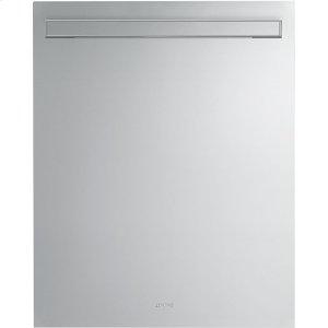 SmegFingerprint proof stainless steel door panel