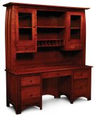 Aspen Credenza, Aspen Credenza with Inlay, Large Product Image