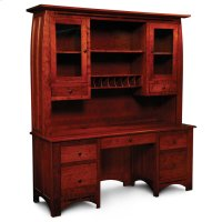 """Aspen Credenza, Aspen Credenza with Inlay, 72"""" Product Image"""
