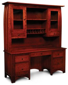 Aspen Credenza, Aspen Credenza with Inlay, Large