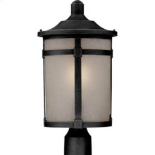 St. Moritz AC8643BK Outdoor Post Light