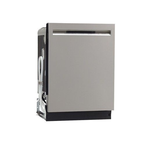 46 DBA Dishwasher with ProWash Cycle and PrintShield Finish, Front Control - Stainless Steel with PrintShield™ Finish