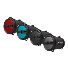 """SPBT1040 - Bluetooth Media Speaker with 6"""" Speaker With 2 Microphone Inputs & 1 Mic Included"""