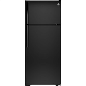 ®ENERGY STAR® 17.5 Cu. Ft. Top-Freezer Refrigerator - BLACK