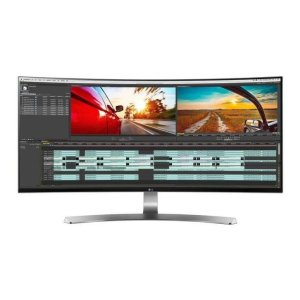 "LG Appliances34"" Class 21:9 UltraWide® WQHD IPS Thunderbolt Curved LED Monitor (34"" Diagonal)"
